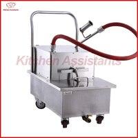 L301 Электрический масляный фильтр корзину инструмент для переработки нефти с помощью кухонного оборудования