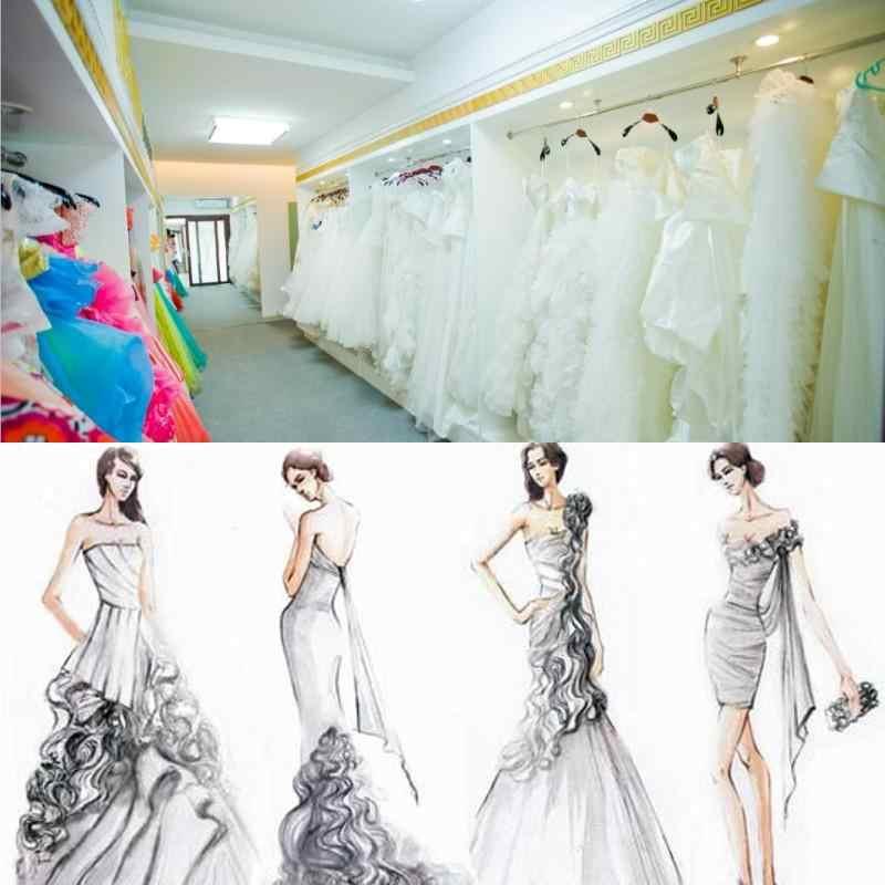 לבן 3 m ארוך נגרר 3 שכבה קתדרלת חתונת רעלות ארוכות כלה רעלה עם מסרק חתונה וייל פילטרים נשים 2018 פשוט
