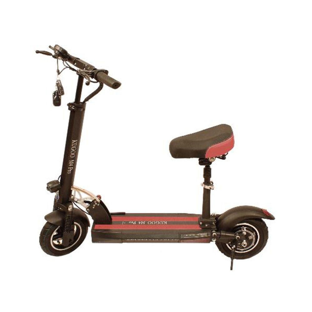 Kugoo M4 PRO Electric Scooter Samokat Adult 48V 500W Strong powerful Skate Foldable Drift Scooter Light Weight Scooter