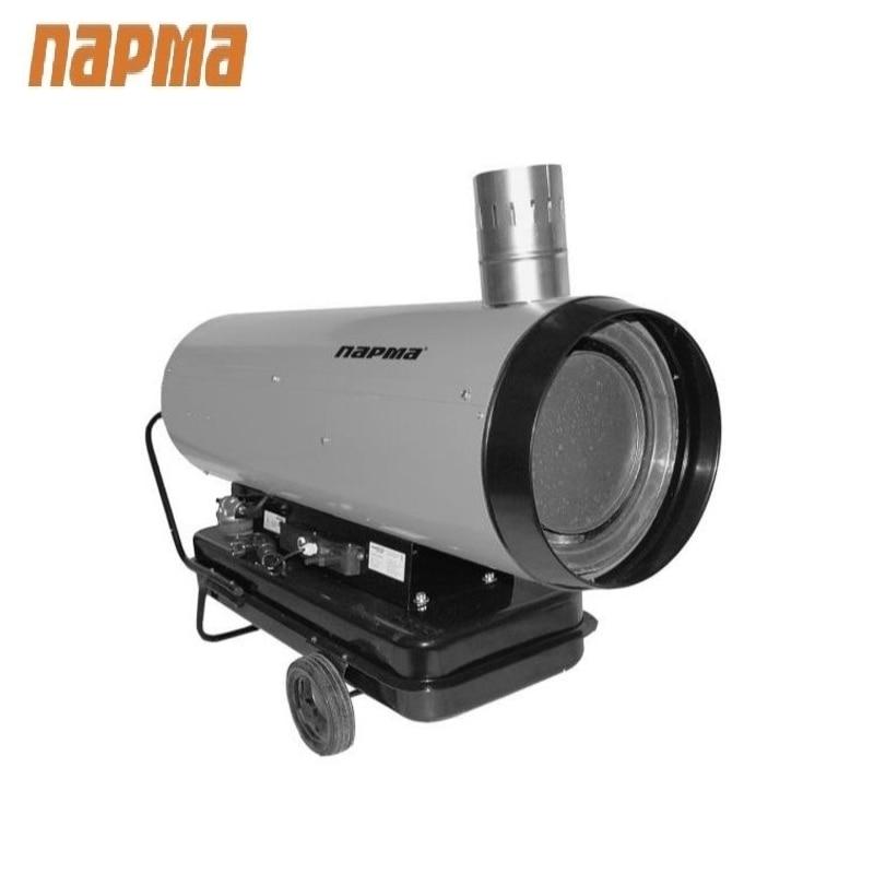 Diesel fan heater PARMA TPD-52 N Hotplate Facility heater Area heater Space heater цена и фото