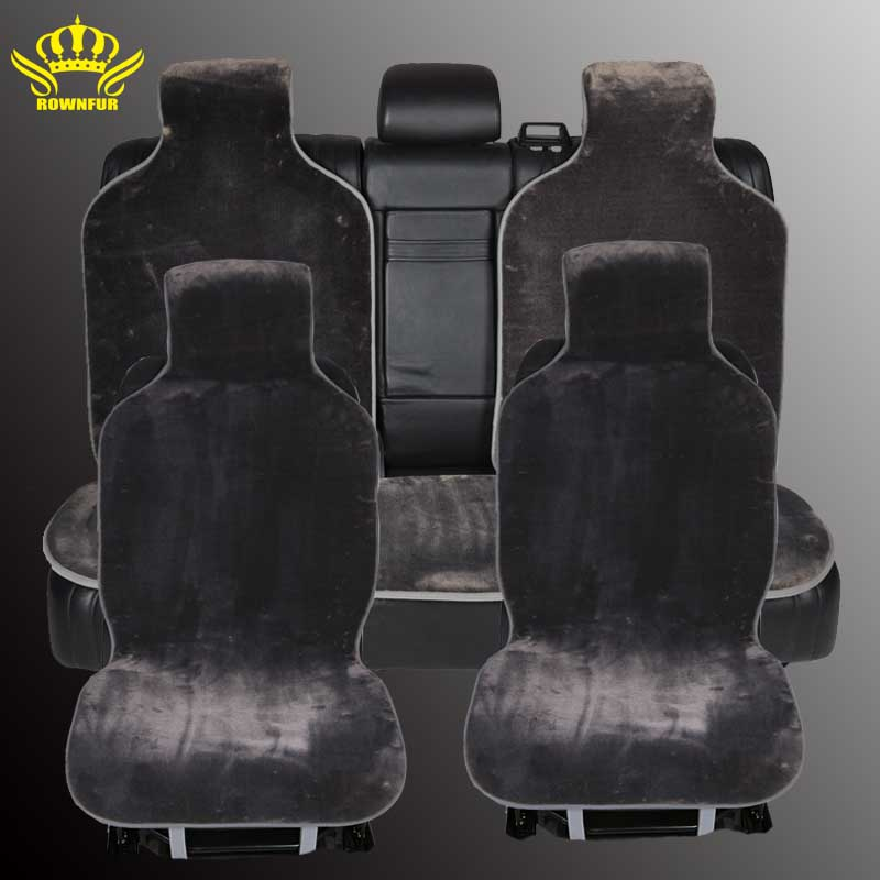 Very comfortable short faux fur car seat universal size for all types of seats cover car seats for car jeep renegade accessories
