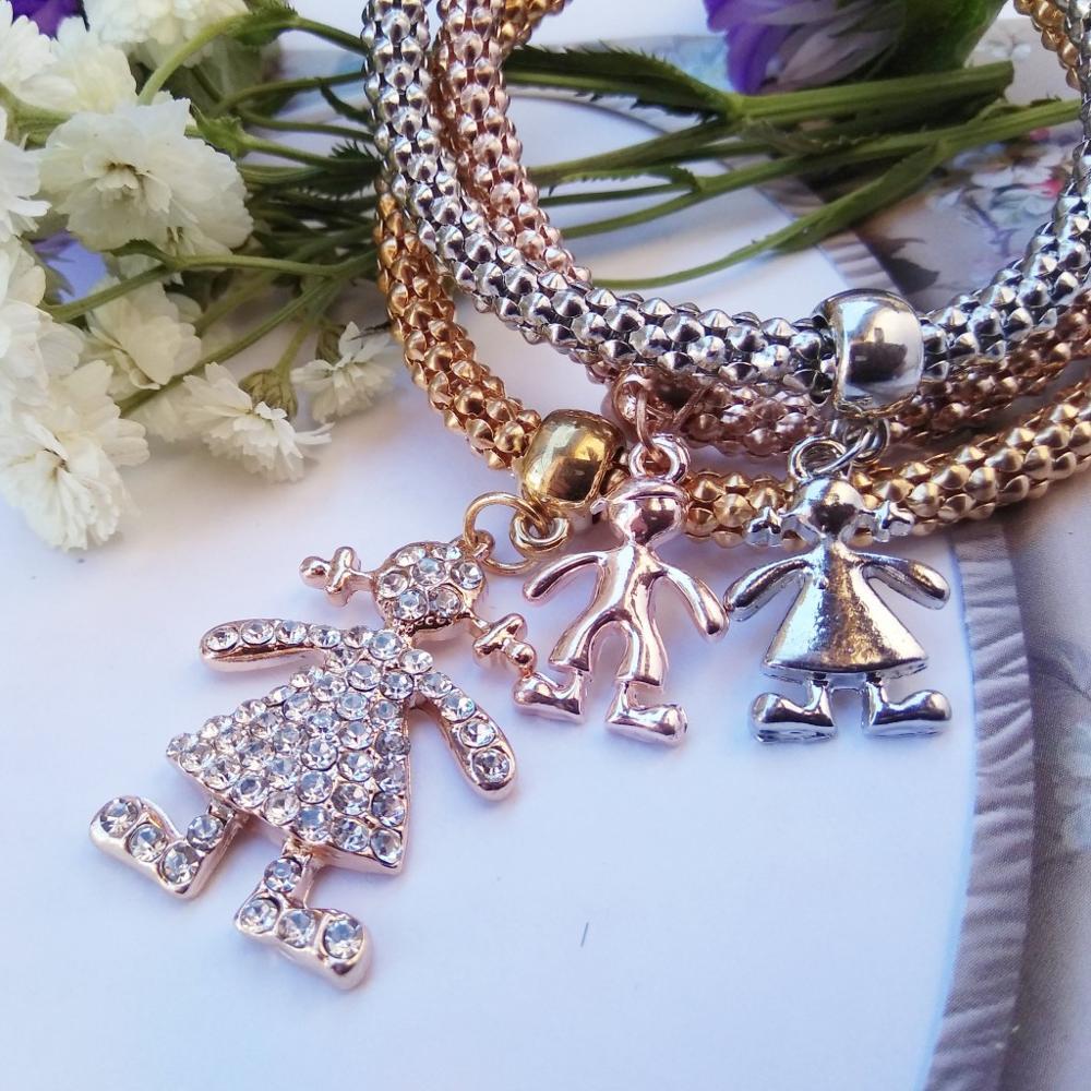 Комплект браслетов с Алиэкспресс