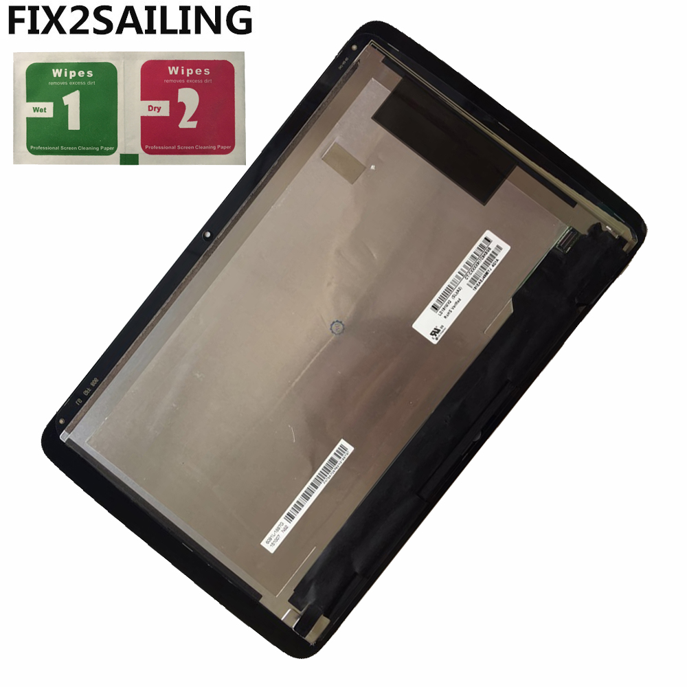 For LG G Pad 10.1 V700 VK700 Tablet Pc LCD Display Replace Parts 10.1' With Digitizer Touch Screen Glass Assembly цена