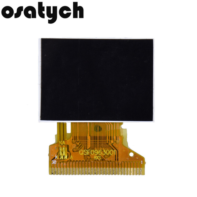 096 Inch 12864 TFT LCD 3 4 Wire SPI Serial Port 8 Bit Parallel ST7735S Replacement Digitizer Monitor