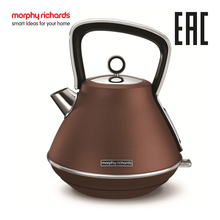 Электрический чайник Morphy Richards Evoke Pyramid Bronze 100101