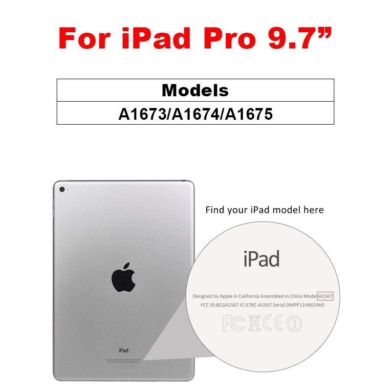 Закаленное стекло для iPad 9,7 Air 1 2 Защитная пленка для экрана для iPad Mini 1 2 3 4 5 Защитная пленка для iPad Pro 11 10,5 9,7 - Цвет: For iPad Pro 9.7