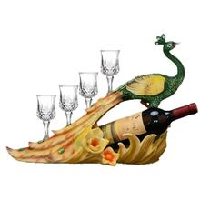 Porta Enfriador Cerveza Bottle Botellero Cubiteras De Hielo Silicona Chopeira Stojak Na Wino Holder Vino Vinho Whisky Wine Rack