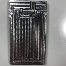 Voor 6S/6S Plus Front/Back Dubbelzijdig Aluminium Mold Lcd Positionering Verwarming Polarisator Film Verwijderen lcd scherm Reinigen