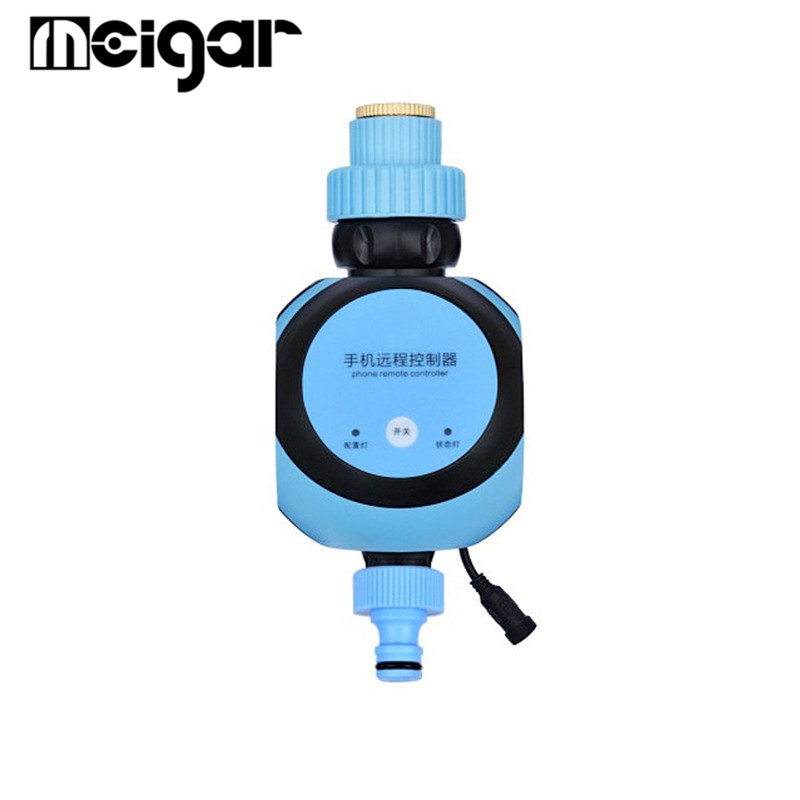 Intelligent Irrigation Controller Automatic Watering Device Mobile Phone Remote WIFI Control Garden Timing Sprinkler System
