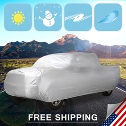 UXCELL impermeable a prueba de tormenta camioneta Pickup al aire libre interior cubierta de coche Protector 6,5 M 6,8 M