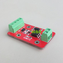 цена на GOM01E-3A 1 way solid state relay module / high or low level trigger / 60V / 3A optocoupler isolated output / level shifting