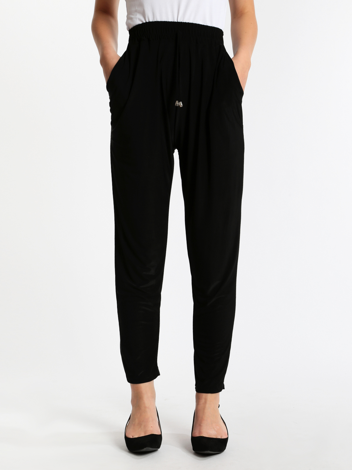 SOLADA Soft Pants Black