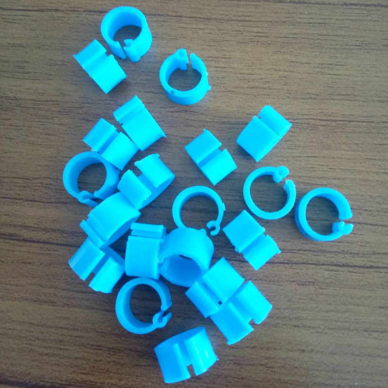 Bird Rings Leg Bands for Pigeon Parrot Finch Canary Hatch Poultry Rings