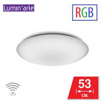 Ceiling Light LED Supernova RGB 60 W 3000-6000 K Max 5500LM remote 100x510 IP20 CLL0260WRGB-Supernova