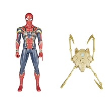 Фигурка Hasbro Avengers Человек-паук Пауэр Пэк, 29 см