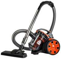 Cyclonic Vacuum Cleaners 2 L Capacity, 4 m Power Cord Vacuum Cleaner Bagless, Strong Power ForMe FVC 2071