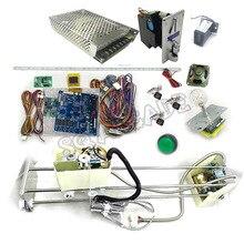 Kran Maschine Kit Alle Komponenten w/Manuelle Hohe Qualität Blau Bord Komplette Kit
