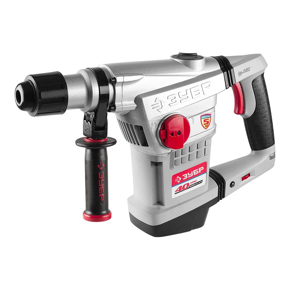 купить Rotary hammer ZUBR ZPM-40-1250 EVK дешево