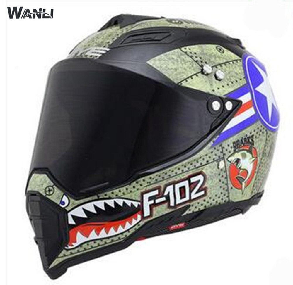 Полный шлем novedot утвержден МОТОЦИКЛ Street Для мужчин и Для женщин Роман стиль и надежное качество с бесплатный подарок поля