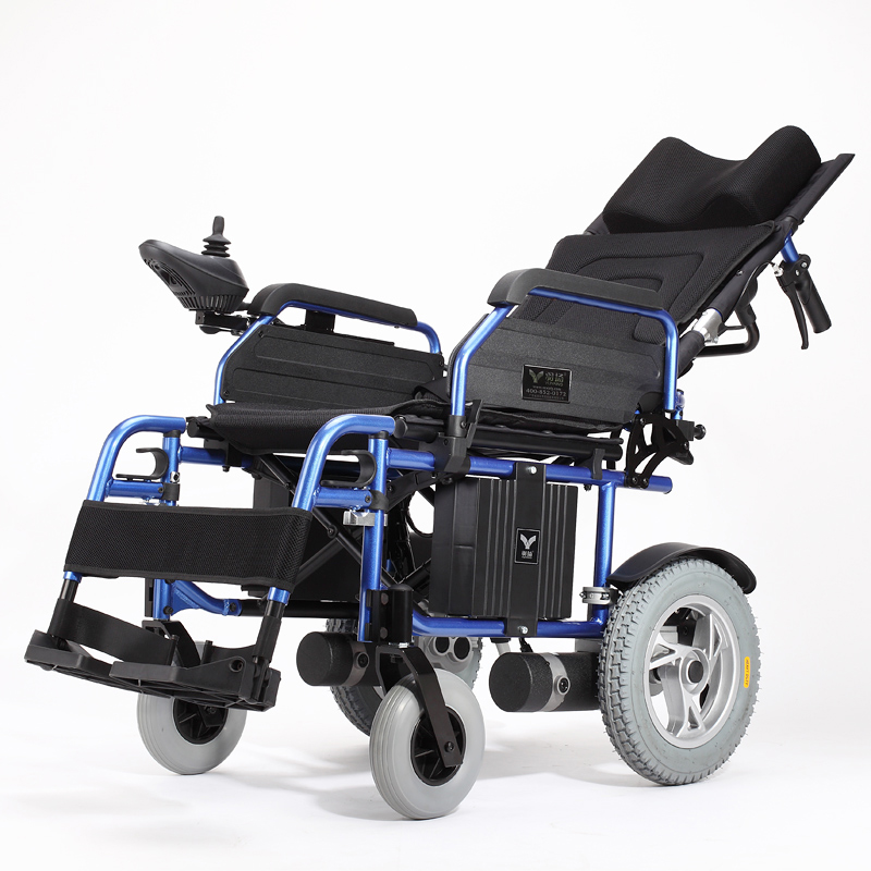 Lithium battery electric wheelchair car folding light old man aluminum alloy high back flat wheelchair scooter mercane m1 three wheeled electric scooter folding lithium battery bicycle