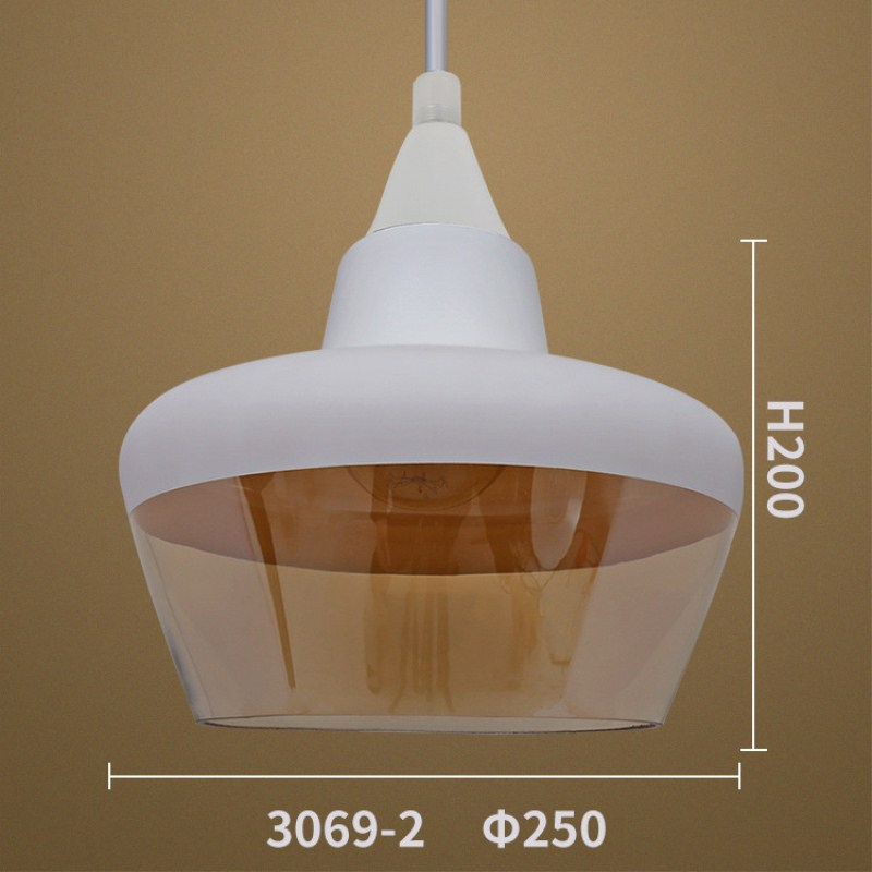 Northern Europe Creative Concise White Glass Pendant Light Cafe Bar Restaurant Library Livingroom Decoration Lamp Free Shipping creative retro northern europe concise iron pendant lamp cafe bar restaurant bedroom livingroom decoration lamp free shipping