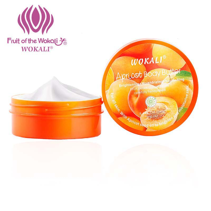 WOKALI Woman Body Cream Underarm Deodorant Care Private Part Whitening Lip Balm Charming Fragrance fruit flavour