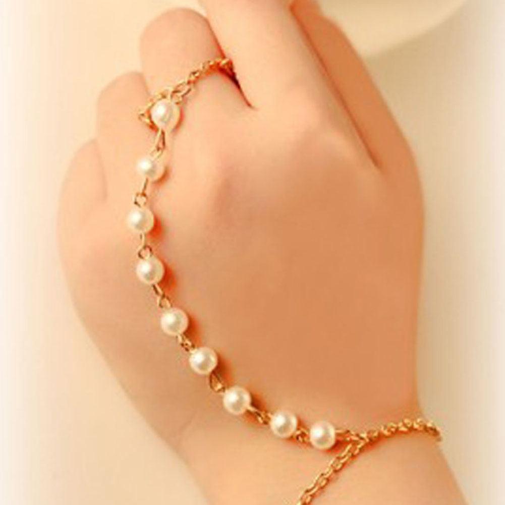 Wire Harness Service Loop Free Wiring Diagram For You New Arrival Fashion Jewelry Beautiful Imitation Pearls Figure Eight Bumper Knot