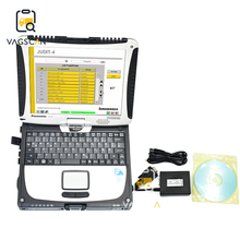 Toughbook CF19 CF 19 Forklift Diagnostic Tool For Jungheinrich JUDIT 4 Incado Box Diagnose Kit