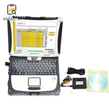 Toughbook cf19 CF 19 empilhadeira ferramenta de diagnóstico para jungheinrich judit 4 incado caixa diagnosticar kit