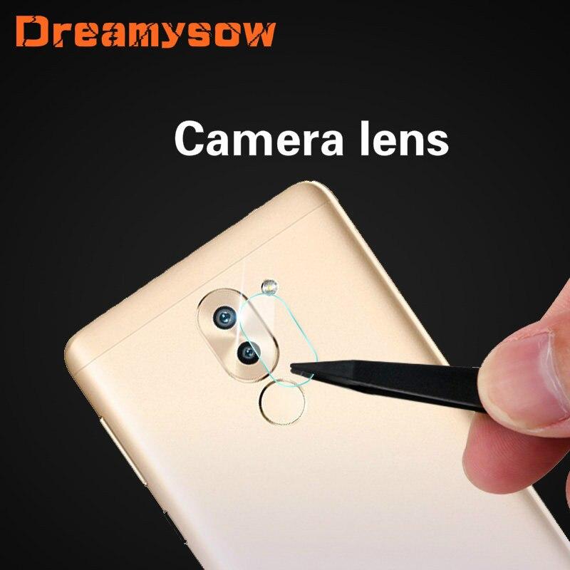 Back Camera lens Dedicated camera protective film For Huawei Honor 6X 8 9 V10 P10 Plus P9 Nova 2i tempered glass film