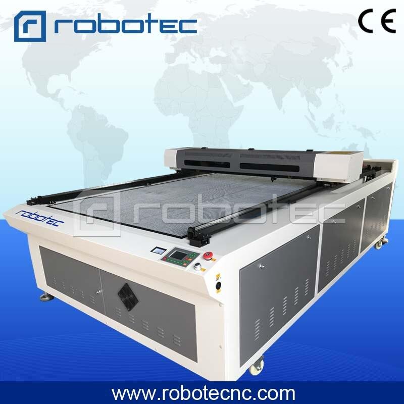 4*8' Ft 1300x2500 Mm Working Size Laser Cutter, Cardboard Laser Cutting Machine Price 1325