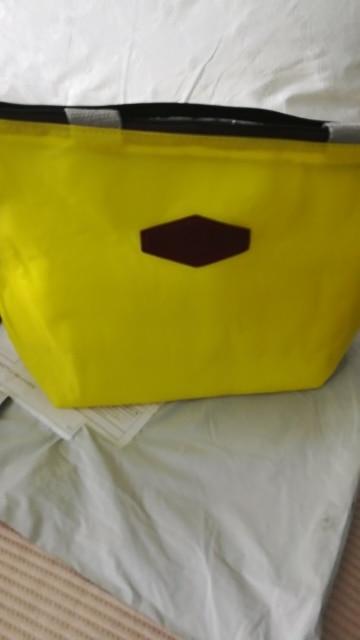 Hot Ge?soleerde Aluminium Aluminium Koeler Thermische Picknick Lunch Tas Waterdichte Reizen Draagtas Mode 4 Snoep Kleuren PA673918 photo review