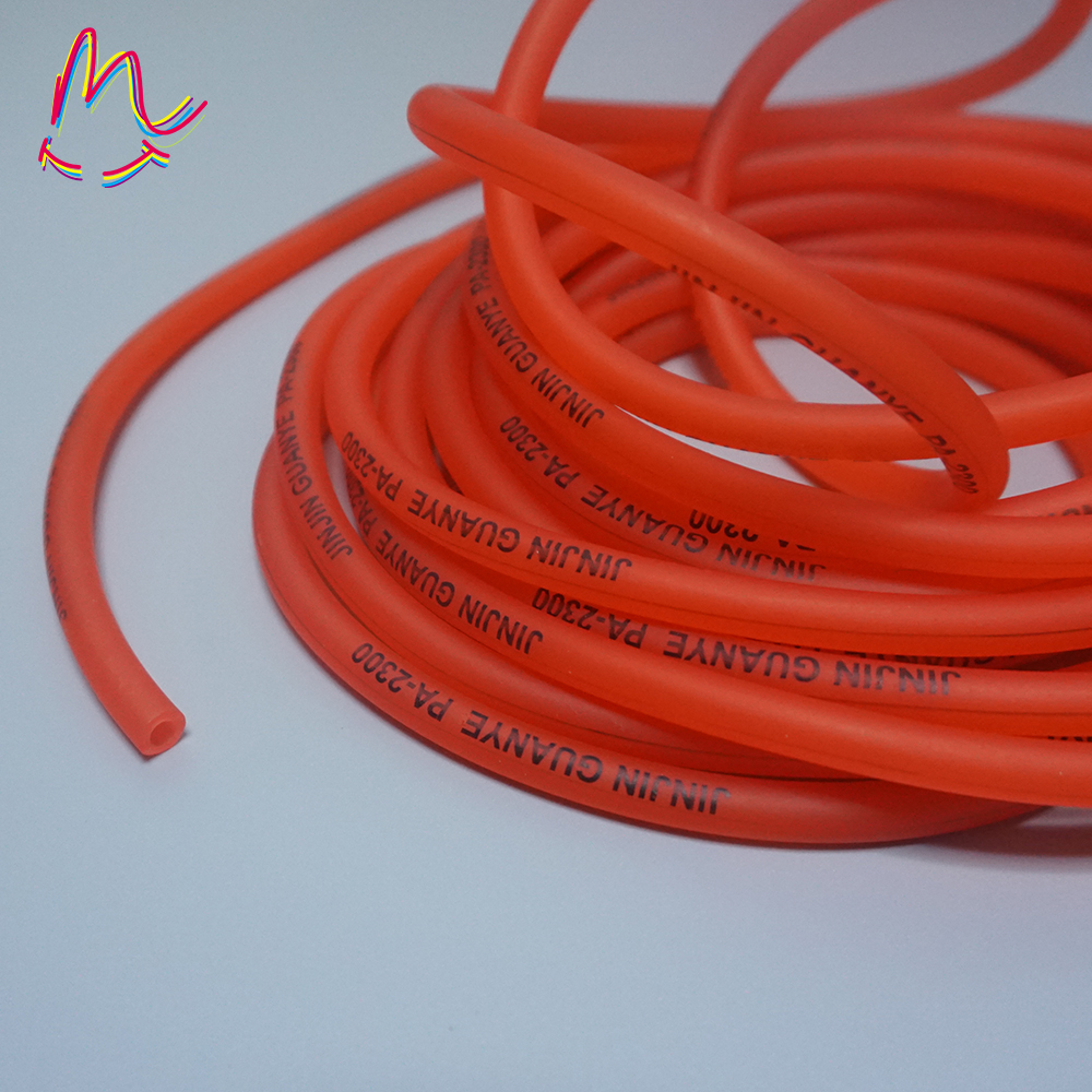 Colorful High Quality Rubber Oil Hose Fuel Line Hose Tube Pipe Motorcycle Dirt Pit Bike ATV 10M