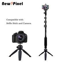 Yunteng 188 YT 288ขาตั้งกล้องMonopodสำหรับกล้องโทรศัพท์MonopodสำหรับGoproคุณภาพดี