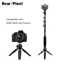 Yunteng 188 YT 288 tripod monopod kamera ve telefon için monopod gopro için iyi kalite