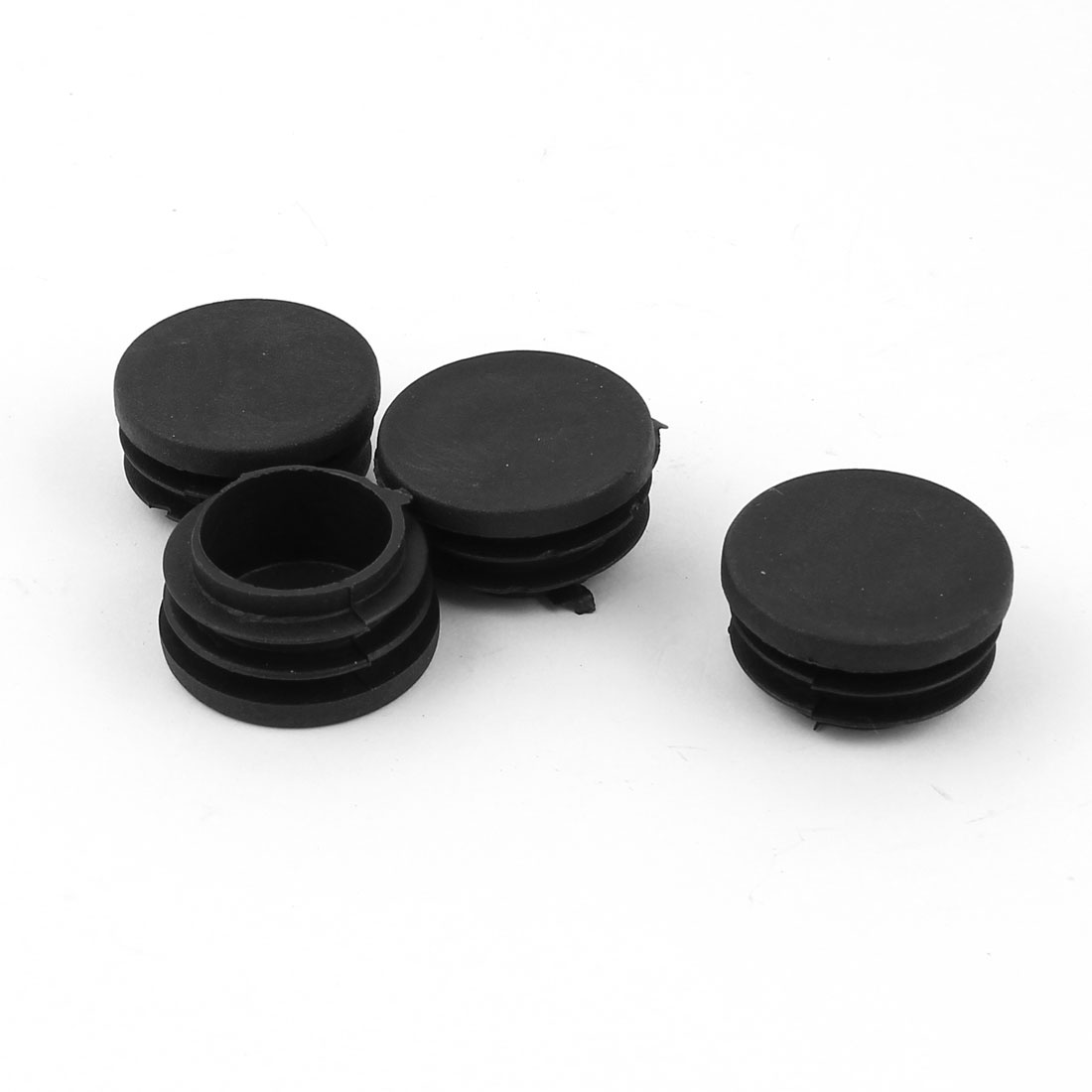 X Autohaux Chair Table 32mm Dia Round Shape Plastic Blanking End Cap Rockford Fosgate Component Speakers Tubing Tube Insert 4 Pcs In Floor Mats From Automobiles Motorcycles On
