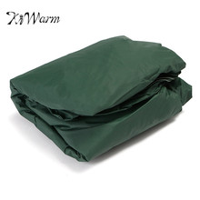 KiWarm Large Outdoor Garden Patio Furniture Cover Waterproof Rain Snow Dust Chair  Table Protective Cover Cloth 191x208x106cm Part 70