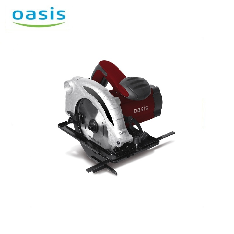 Circular saw Oasis PC-160 Miter saw The Gig saw Carpentry tools for working with wood Longitudinal and transverse sawing endever oasis 160