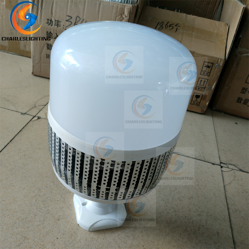 Купить с кэшбэком CHARLES LIGHTING 2 Years Warranty LED Industrial E40 Bulb 175-240V 50W/80W/2835 SMD leds Lamp E27 Pure White High Bright LED Lig