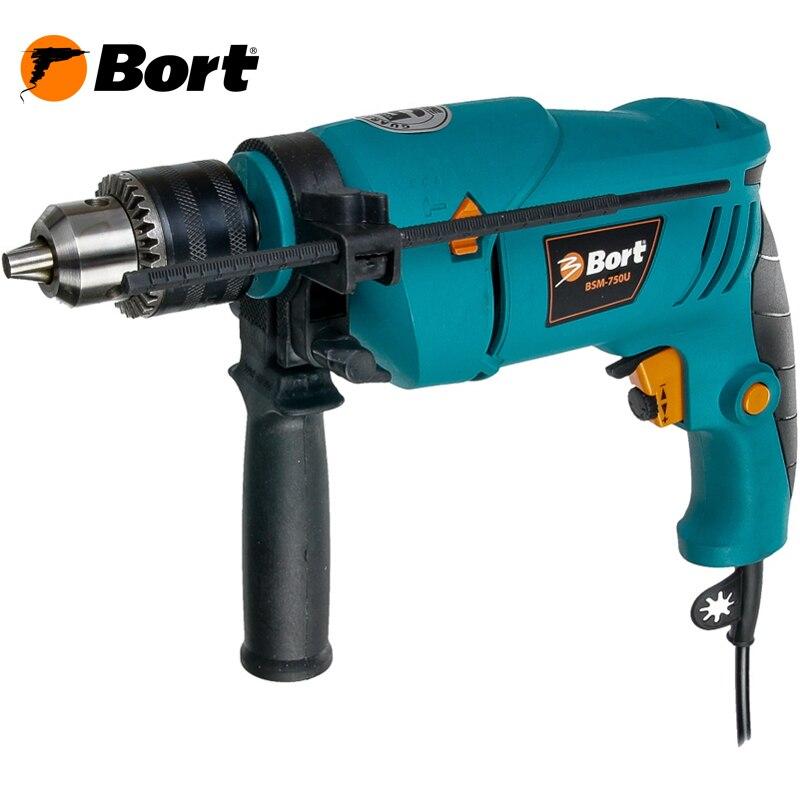 Drill impact BSM-750U drill impact bort bsm 750u