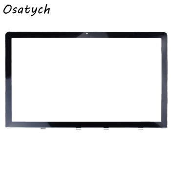 For Apple iMac 27inch Front LCD Glass/Bezel Cover A1312 Year 2011 Express Delivery Free Shipping