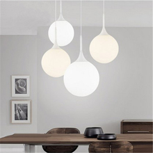 LED E27 Kitchen Dining&barpendant Lights  Vintage Dining Room Pendant Lights for Modern Restaurant Bar Shop Hanging Lamp Lustres