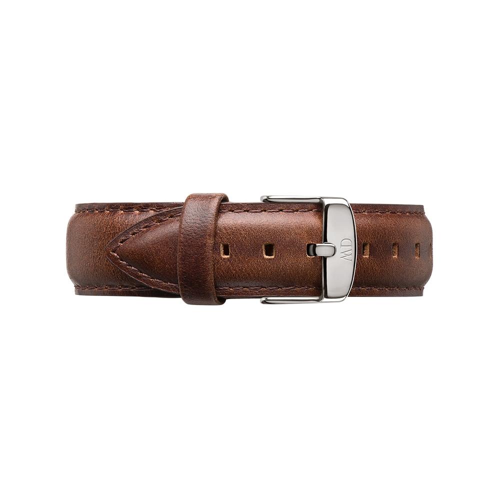 Watchbands  DW00200023 bracelet strap belt watches wrist men women handmade leather watchbands men blue strap 22mm 24mm for panerai strap classic style fast delivery