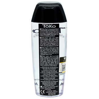 Shunga Toko Lubricant Cherry Aroma Intimate Transparent Natural Ingredients Compatible with Condoms and with Sex Toys Love 4