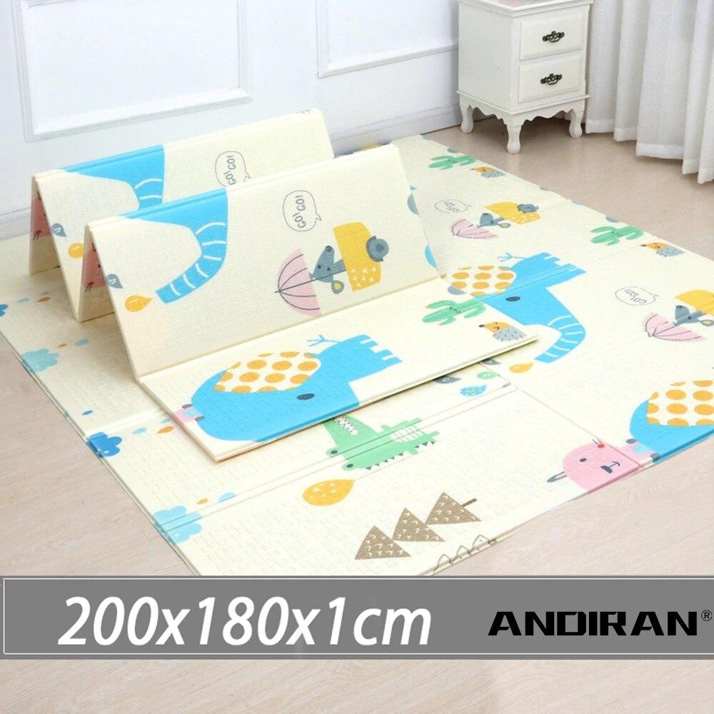 Tapis bébé Tapis de Jeu tapis enfants Bébé tapis de jeu 200*180*1 cm XPE Mousse puzzle Pad pour Nourrissons Éducatifs Tapis Souple
