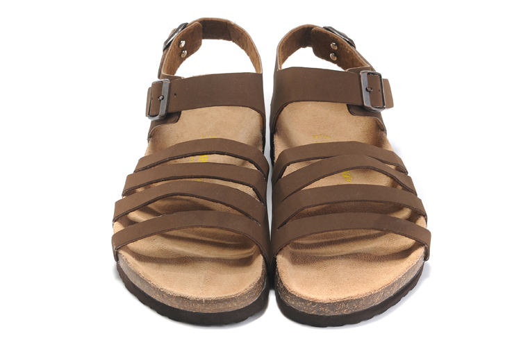 2018 BIRKENSTOCK on beach slides Party Shoes Summer fashion Sandals - Men's Shoes - Photo 4