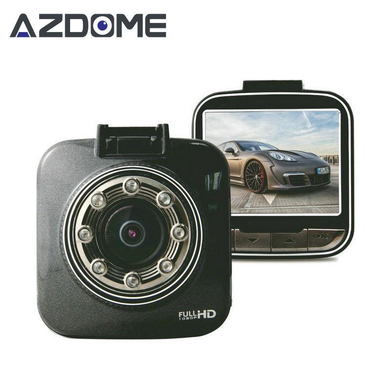 Azdome G55 Car Camera NTK96650 Car Dvr FHD 1080P 2 0 lcd Video Recorder Dashboard Camera