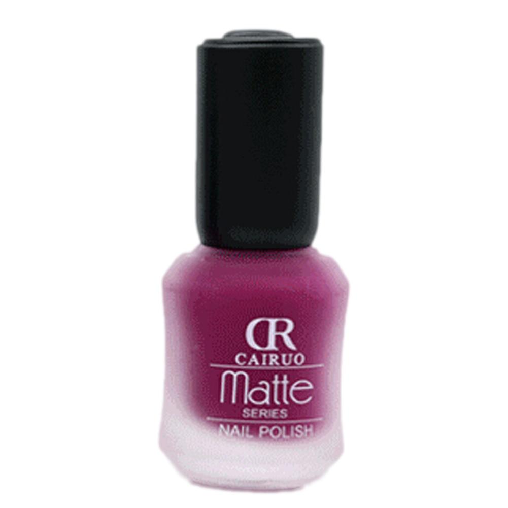 1pcs 15 ML Cleaning Matt Top Coat Matte Lacquer Gel Nail Polish Long Lasting Quick Dry Nail Art Varnish 24 colors
