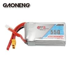 Gaoneng GNB 11.1V 550mAh 80C / 160C 3S Lipo Battery JST / XT30 Plug For RC Eachine Lizard95