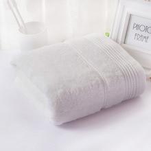 Grace 1PCS Cotton Absorbent Bath Towel Large 70*140cm  6 Colors Soft Beach Bath Towel Thick Spa Towel for Adult стоимость